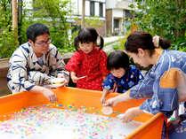 【期間限定◆夏の特別夜市】金魚すくいや輪投げで子供も大人も夏を満喫!