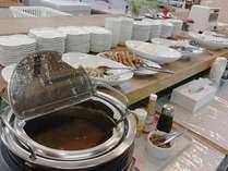 朝食の様子(^^)