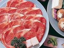 霜降り・松阪肉すき焼き
