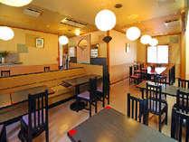 ※酒処『彩』ホテル併設の食事処です。一品ものから定食までご用意致しております。