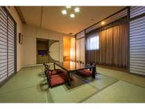 10畳から14畳まで3種類の大きさの和室がございます。