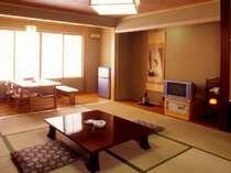 バリアフリーで清潔な客室(例。全室洗浄器付きWC完備)