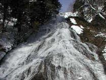 湯滝(冬)