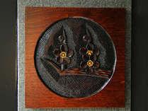 栃木県の工芸品を感じて頂きたく、日光彫りをインテリアとして使用/温泉展望風呂付スーペリア