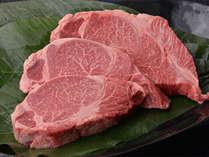 豊潤な旨味!とちぎ和牛A5ランク<ヒレ>ステーキ付プラン