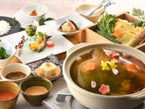 選べる夕食・鍋プラン(イメージ)