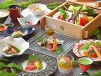 夏料理 涼風の宴