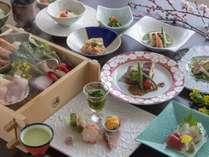 春料理:早花咲月の楽しみ