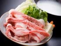 豚肉しゃぶしゃぶのヘルシー鍋01