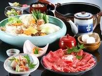 「大鍋すき焼き」