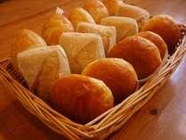 【朝食付】評判の焼きたてパンを楽しむプラン(1泊朝食付)