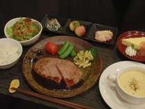 【牛肉】ステーキディナープラン (1泊2食付)