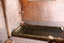 ひのき内風呂