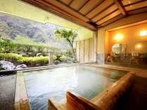 ◆貸切風呂「山色の湯」※一例