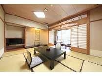 数寄屋造り和室10畳(2階)一例