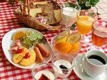朝食バイキング<洋食>(写真はイメージです)