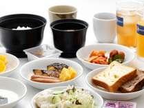 無料朝食バイキング ※7:00~9:30