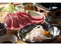 【飛騨牛&岩魚のお造り】飛騨の食材満足プラン♪