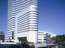 ソニックシティ内に位置する本格的な都市型多目的ホテル