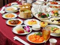 中国料理「瑞麟」でのメニューバイキング。できたてお料理をお届けいたします。※イメージ