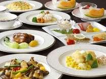 「北海道フェア2015」の中国料理「瑞麟(ずいりん)」でのフルコース ※イメージ