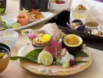 「北海道フェア2015」の和食堂「欅(けやき)」でのフルコース ※イメージ