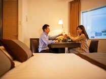 """お部屋で過ごす""""大切な人との時間""""を彩る、上質でモダンな設え。"""