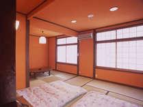 おまかせ和室の一例(バス無し・トイレ・洗面所付き)