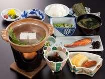 1泊朝食付プラン 【お味噌汁&白ご飯 おかわりOK】