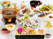 【当館おススメ♪】瀬戸内の幸と熟成肉ステーキを味わう♪★錦コースプラン★