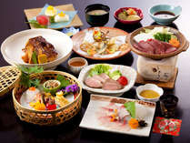 【11月からの感謝祭】6大特典付♪近江牛や鯛のあら炊き!料理長おすすめ料理をご用意「歓びの宴プラン」