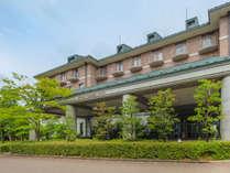【ホテル外観】会員制ホテル「ダイヤモンド片山津温泉ソサエティ」へようこそ