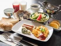 *【ご朝食一例(洋食)】爽やかな洋食御膳