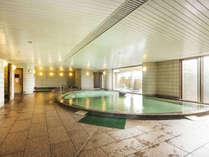 【大浴場】ゆったりとしたお風呂をお楽しみください。
