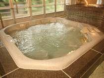 快適な泡のお風呂で心も体もリフレッシュ【ジャグジー風呂】