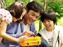 温泉&アクティビティ豊富な水上館で、家族の思い出を作りましょう♪