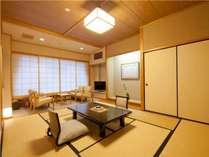 【露天風呂付客室】和室10畳+広縁+露天風呂付