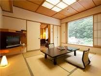 【高層階 山側和室】和室8畳~+広縁