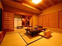 【次の間付客室】和室10畳+6畳+広縁付