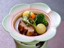 【ビーフシチュー】「お鍋が選べる♪」「選べる2つの料理」プランで選択可能★