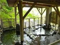 【牧水の湯】和のぬくもりを体で感じる畳風呂。