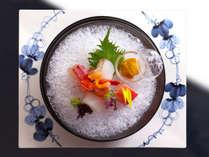 【2016年春特選】料理長特選会席。厳選した素材を基にした春の美味をお届けいたします。