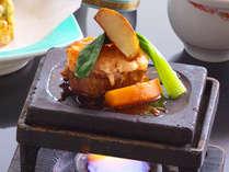 ※写真はイメージです。上州麦豚を使用したお料理例。