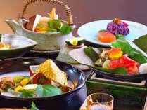 【上州牛会席】メインお料理イメージ写真です。