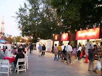 「さっぽろオータムフェスト」は、北海道・札幌の食をテーマとした秋のイベント。