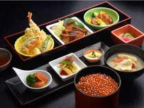 【デイナー】北海御膳 海の恵みを美味しくお召しあがりいただけます。