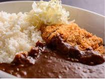 【選べる夕食プラン】オータニ特製銀座ヒレカツカレー