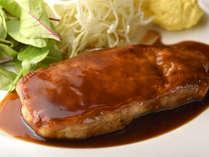【選べる夕食プラン】ポークソテー