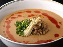 【選べる夕食プラン】担々麺