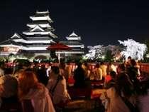【人気の観光地】国宝松本城入場券付プラン